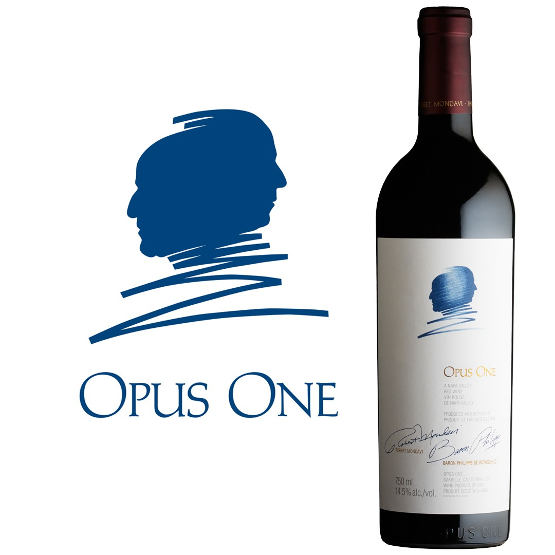 Le vin Opus One 2017