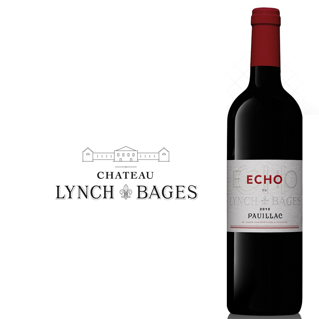 Le vin Echo de Lynch-Bages 2019