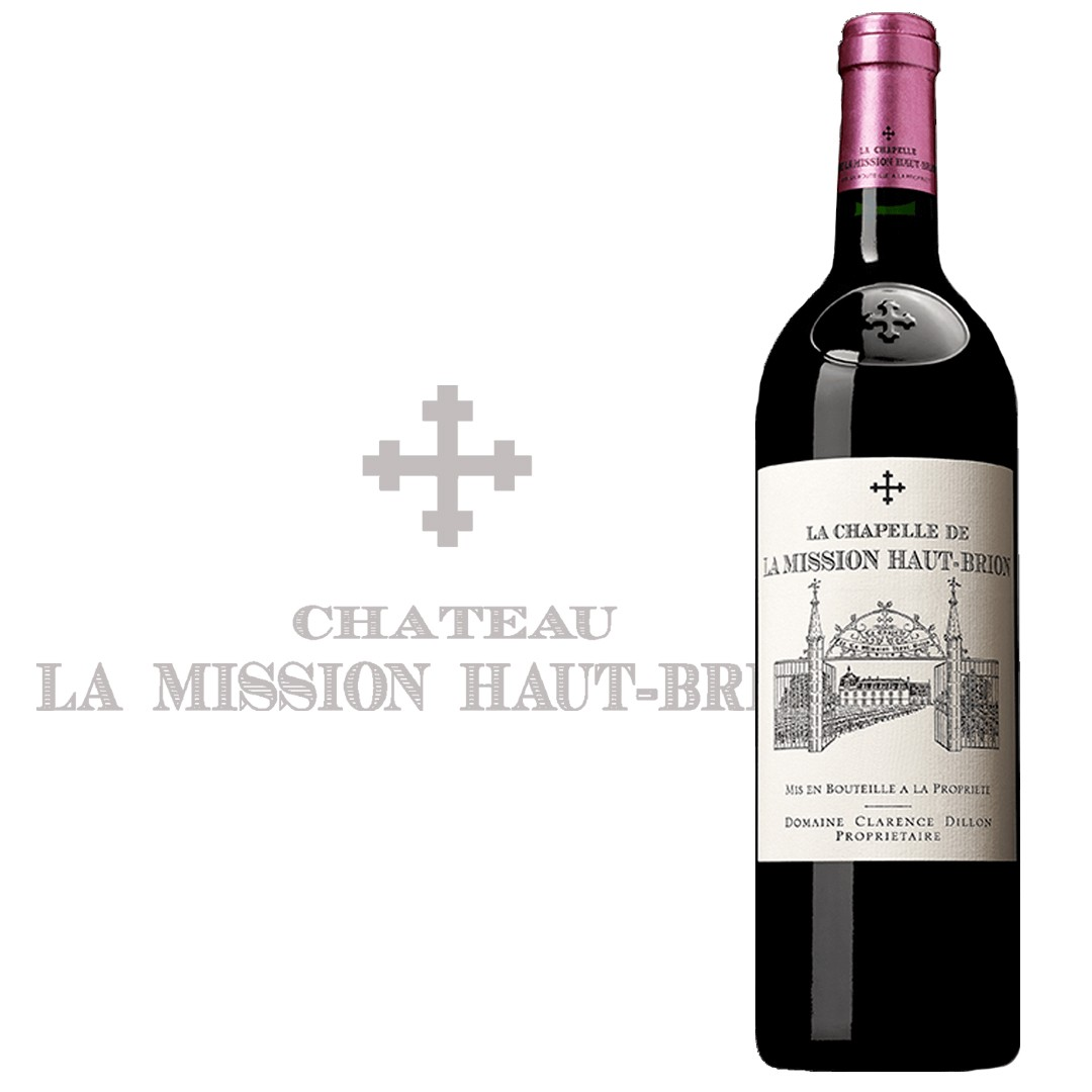 Le vin La Chapelle de Mission Haut Brion 2019