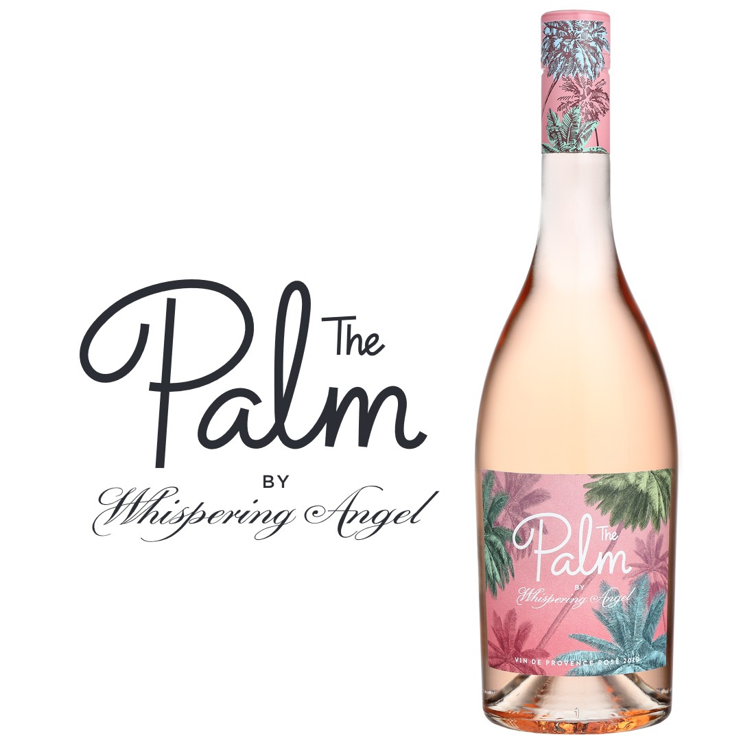 Le vin The Palm by Whispering Angel 2019