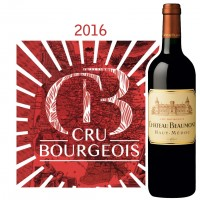 Château Beaumont 2016 Haut Medoc Cru Bourgeois