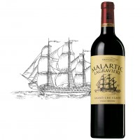 Château Malartic Lagraviere rouge 2015