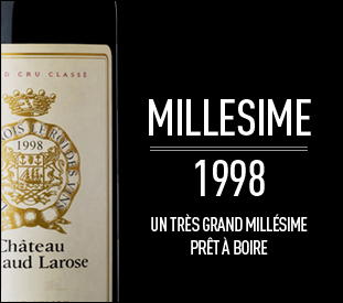 Millesime 1998 a Bordeaux